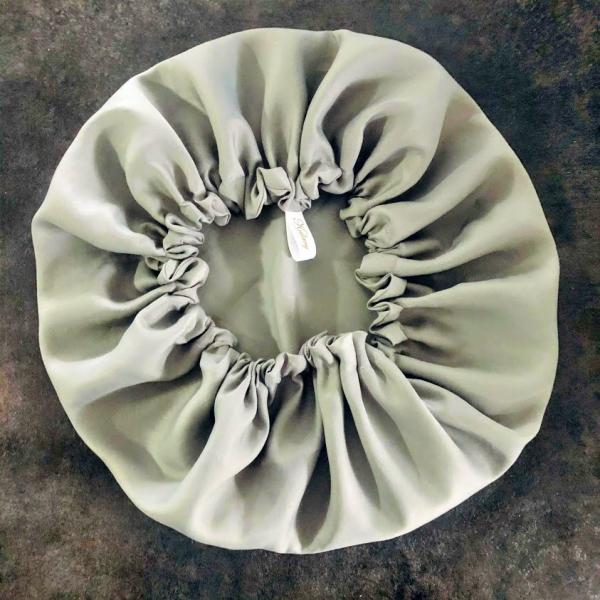 Bonnet de douche gris kalavy