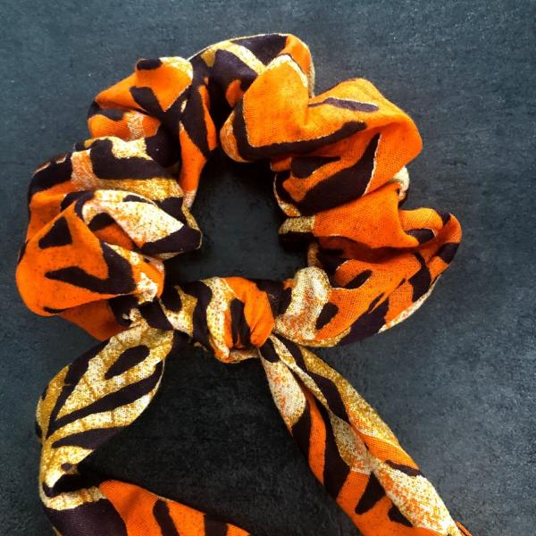 chouchou orange kalavy