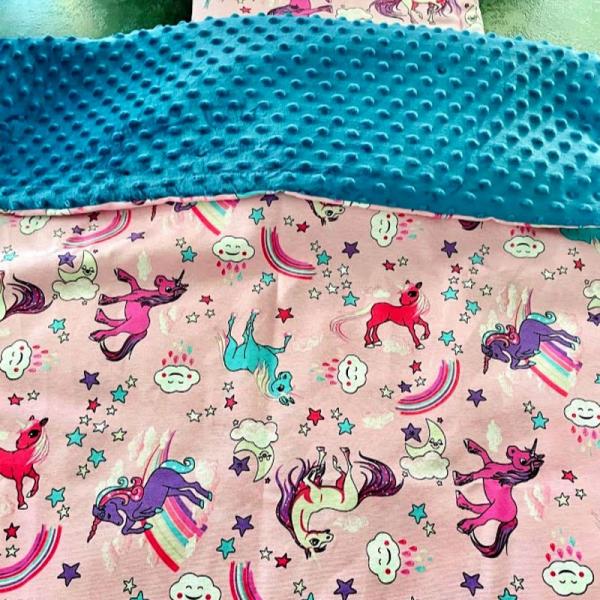 couverture bébé licorne 3
