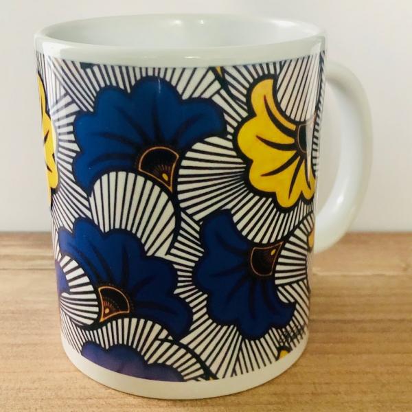 fleurs de mariage bleu 3