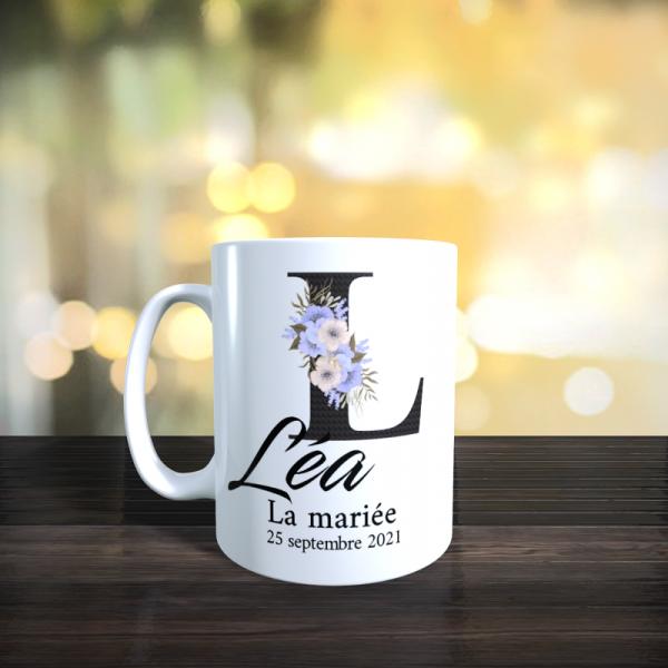 Mug mariage Léa kalavy