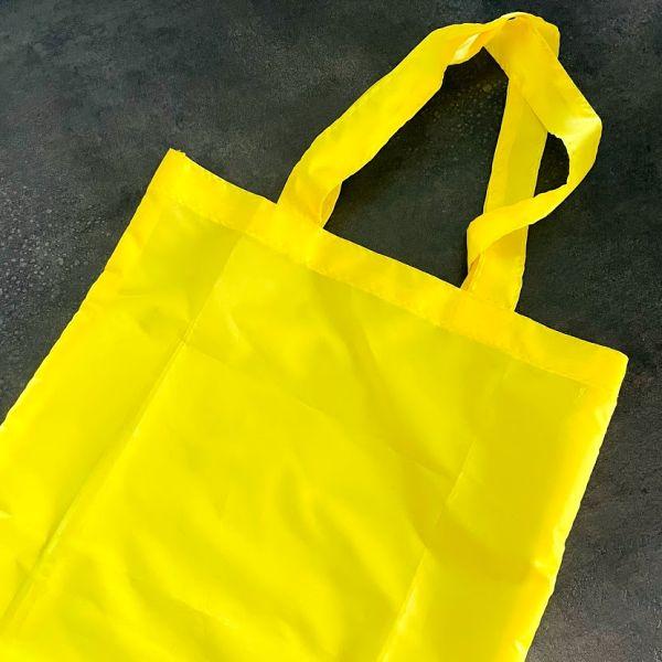 tote bag imperméable jaune kalavy