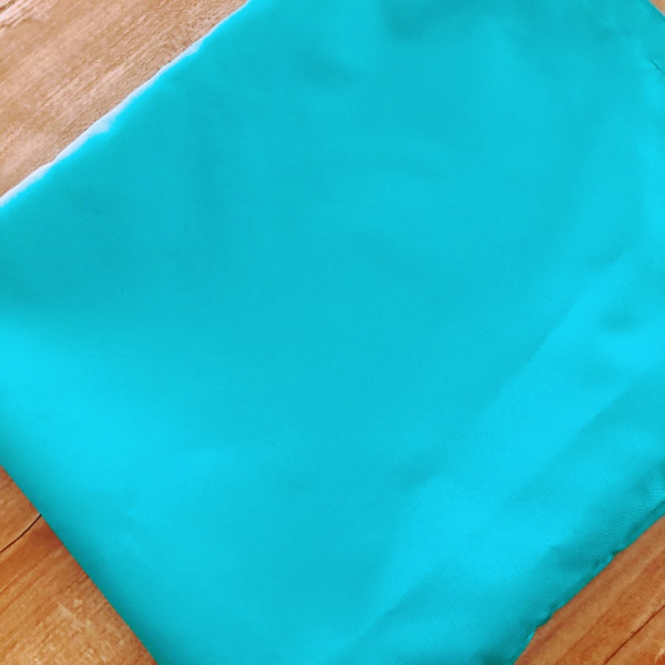 tote bag imperméable turquoise